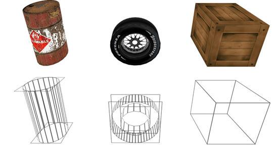 3D Welt aus reinem HTML und CSS3